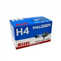 Лампа головного света Koito H4 12V 60/55W 0456E купить