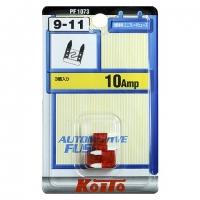 Мини предохранители автомобильные Koito PF1073 10A, 3 шт. купить
