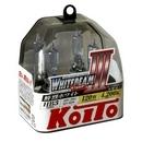 Koito Whitebeam III HB3 4200K 12V 65W (120W) - 2 шт. лампы галогенные