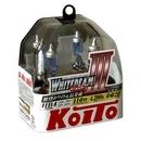 Koito Whitebeam III HB4 4200K 12V 55W (110W) - 2 шт. лампы галогенные