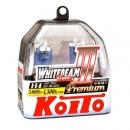Koito Whitebeam III H4 4500K 12V 60/55W (135/125W) - 2 шт. лампы галогенные